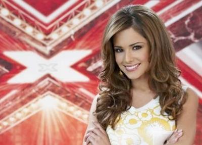 Cheryl Cole The X Factor Girls Aloud Simon Cowell USA Paula Abdul
