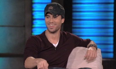 Enrique Iglesias George Lopez Tonight Dirty Dancer