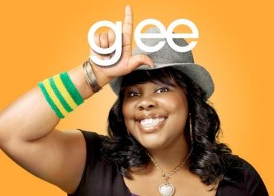 Glee Mercedes Amber Riley