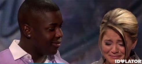 Jacob Lusk Lauren Alaina American Idol elimination