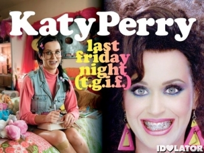 Katy Perry Last Friday Night TGIF