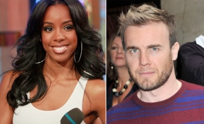 Kelly Rowland Gary Barlow The X Factor UK