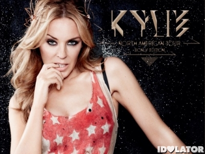 Kylie Minogue North American Tour Bonus Edition