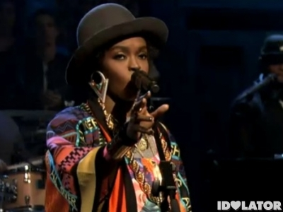 Lauryn Hill Chances Are Late Night With Jimmy Fallon Bob Marley