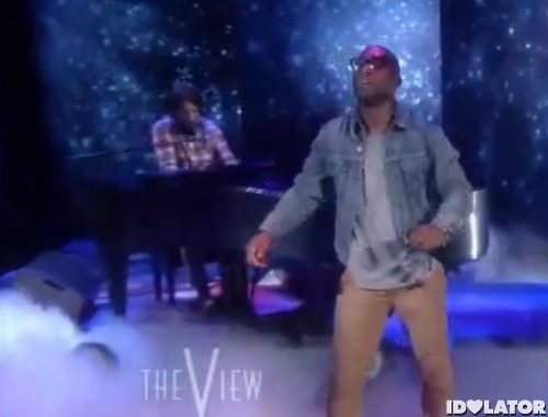 Tinie Tempah The View Eric Turner Written In The Stars 2