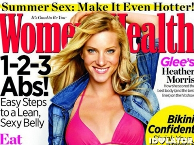heather-morris-womens-health