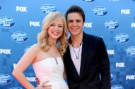 Kris Allen Reveals Baby News & Gets In Car Accident