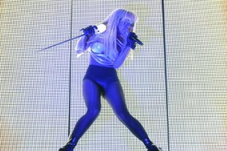 The Morning Mix: Lady Gaga's Fashion Essentials Include Pantyhose