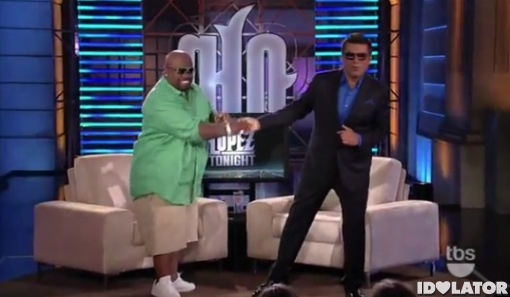 Cee Lo Green Lopez Tonight