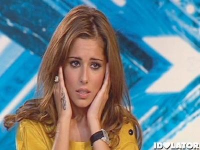 Cheryl Cole X Factor