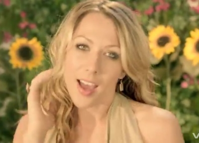 Colbie Caillat Brighter Than The Sun music video