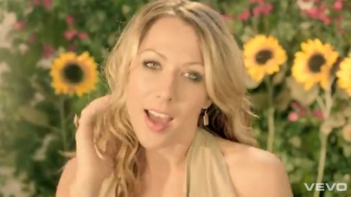 Colbie caillat brighter than the sun colbie caillat joins the green