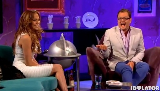 Jennifer Lopez Alan Carr Chatty Man I'm Into You