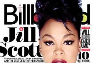 Jill Scott Has 'Billboard' Covered
