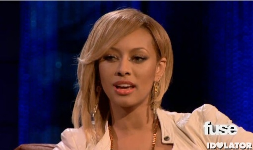 Keri Hilson Cee Lo Green Talking To Strangers interview