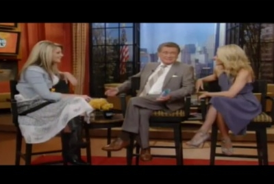 Lauren Alaina American Idol Scotty McCreery Live With Regis And Kelly