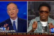 Lupe Fiasco Spars With Bill O'Reilly Over Obama Terrorist Comment