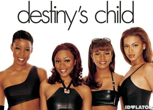 destinys child album cover
