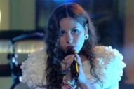Eliza Doolittle Brings Her Skinny Genes To 'Lopez Tonight'