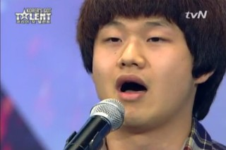 Meet The Korean Susan Boyle, Sung-Bong Choi