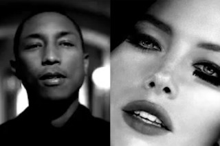 Pharrell And Jessica Biel Star In Revlon Ad Directed By Darren Aronofsky