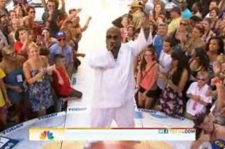 Cee Lo Green Rocks 'Today Show,' Al Roker Gets His Freak On