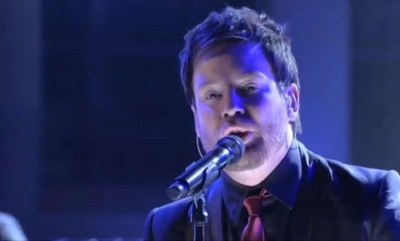 David Cook Says His Last Goodbye On 'Lopez Tonight'