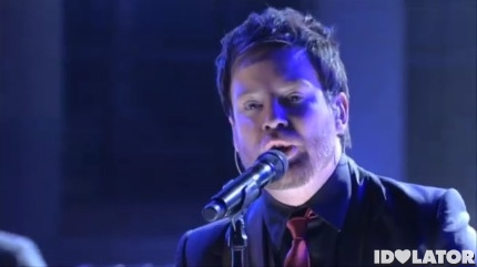 David Cook Lopez Tonight The Last Goodbye This Loud Morning