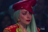 Lady Gaga Brought To Tears As Guest Judge On 'So You Think You Can Dance'