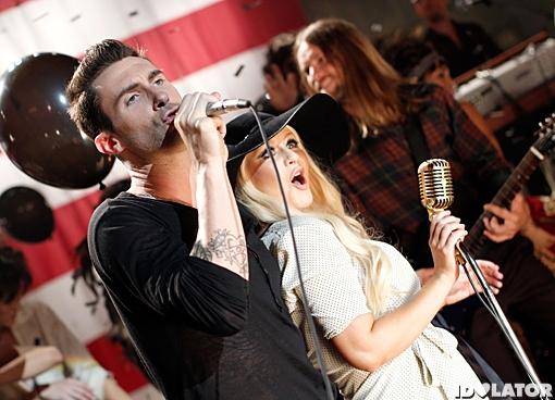 how to sing like adam levine