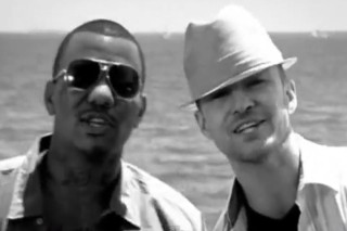 "Justin Timberlake And Pharrell Cruise Into Game's ""Ain't No Doubt About It"" Video"