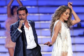 Jennifer Lopez And Marc Anthony's 5 Best Musical Performances Together