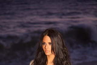 """Pia Toscano Films Her Music Video """"This Time"""""""