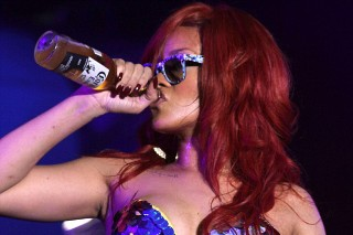 "Rihanna's Says ""Cheers"" To Her Next 'Loud' Single"