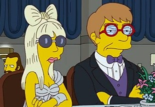 Lady Gaga To Guest Star On 'The Simpsons'
