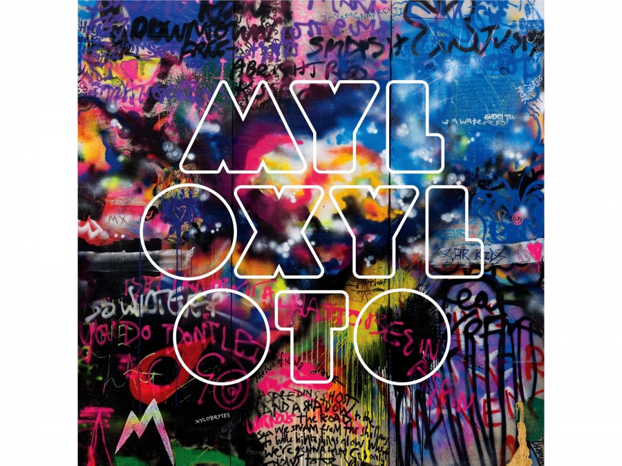 Coldplay Reveal Mylo Xyloto Album Cover Release Date