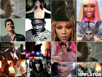 2011 MTV VMA Video Music Awards Adele Britney Spears Pitbull Katy Perry Lady Gaga Burno Mars Eminem Tyler The Creator Beyonce Cee Lo Green