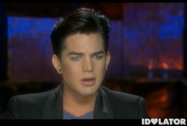Adam Lambert VH1 Behind The Music 2011