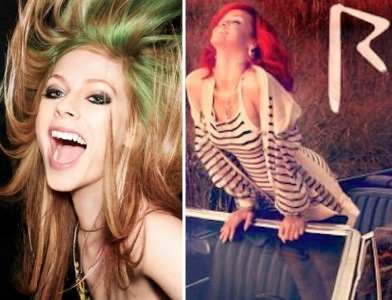 "Rihanna's ""Cheers"" Video: Avril Lavigne To Make An Appearance?"