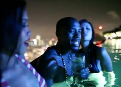B.o.B High Life music video