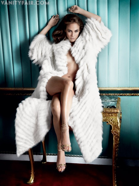 Jennifer Lopez September 2011 Vanity Fair
