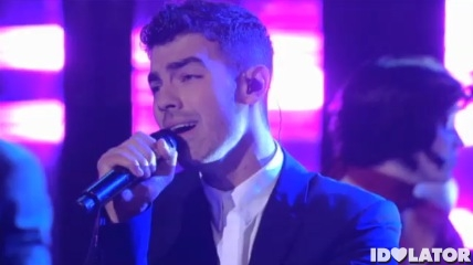 Joe Jonas Lopez Tonight See No More