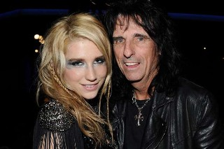 "Ke$ha On Alice Cooper's ""What Baby Wants"": Hear A Snippet"