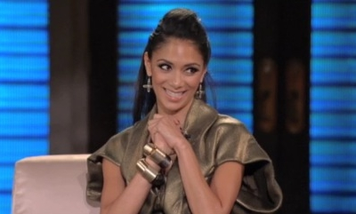 "Nicole Scherzinger Talks 'X Factor,' Performs ""Right There"" On 'Lopez Tonight'"