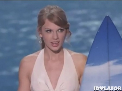 Taylor Swift Teen Choice Awards 2011