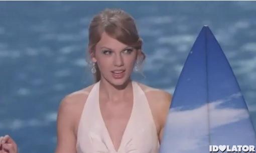Taylor Swift Teen Choice Awards 2011