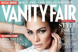 Jennifer Lopez Discusses Marc Anthony Split In 'Vanity Fair'