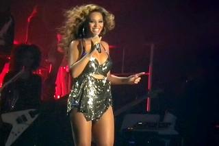 Beyonce Sparkles At Roseland Ballroom (PHOTOS)