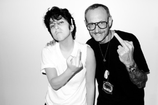Terry Richardson Releases Jo Calderone Pics (PHOTOS)