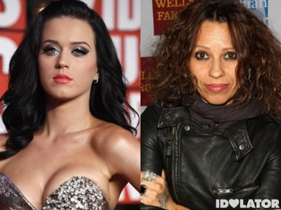 katy perry linda perry